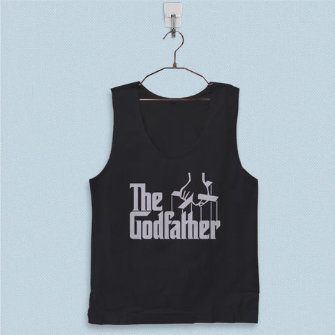 Men's Basic Tank Top - The Godfather
