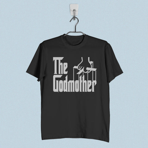 Men T-Shirt - The Godmother