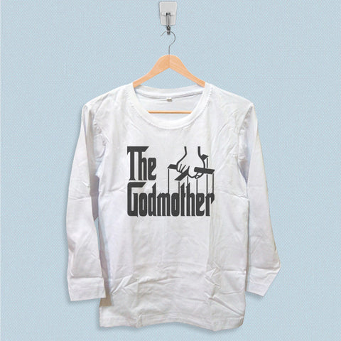 Long Sleeve T-shirt - The Godmother