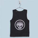 Men's Basic Tank Top - The Offspring Skull Symbol