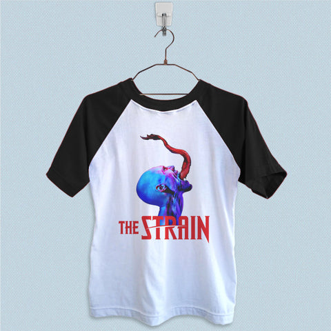 Raglan T-Shirt - The Strain