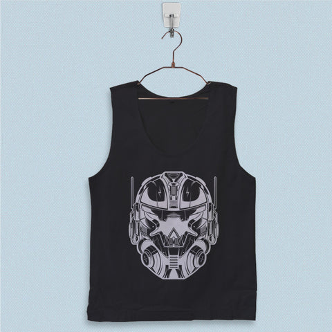 Men's Basic Tank Top - Titanfall