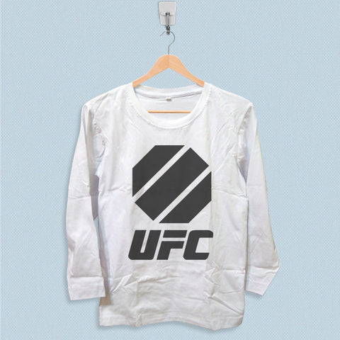 Long Sleeve T-shirt - UFC Octagon Logo