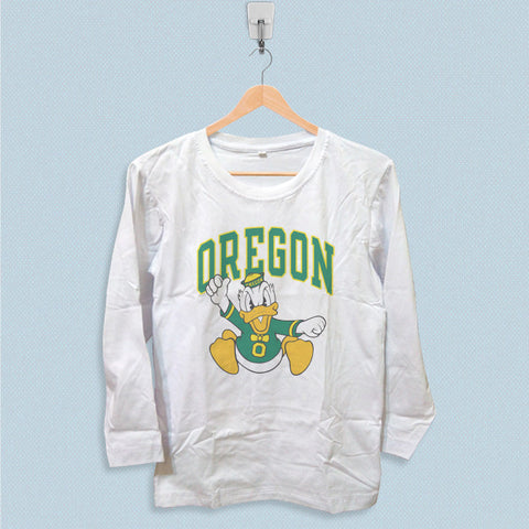 Long Sleeve T-shirt - University of Oregon Ducks
