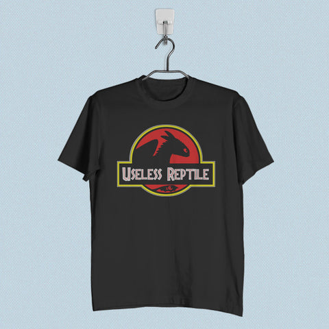 Men T-Shirt - Useless Reptile
