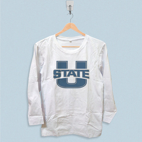Long Sleeve T-shirt - Utah State Football