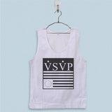 Men's Basic Tank Top - VSVP Logo