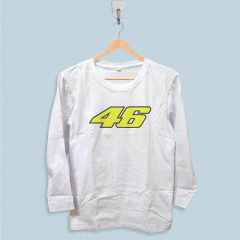 Long Sleeve T-shirt - Valentino Rossi 46
