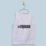 Men's Basic Tank Top - Zayn Malik ZQUAD Logo