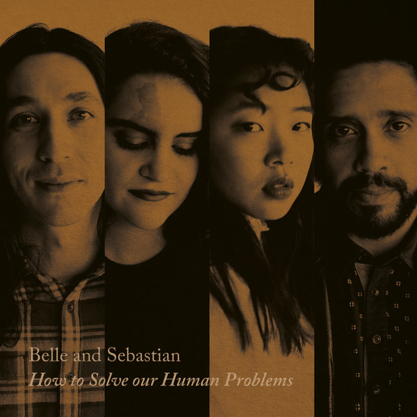 * ON SALE * How To Solve Our Human Problems Part 1 Vinyl EP