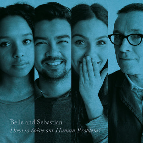 (pre-order) How To Solve Our Human Problems Part 3 Vinyl EP