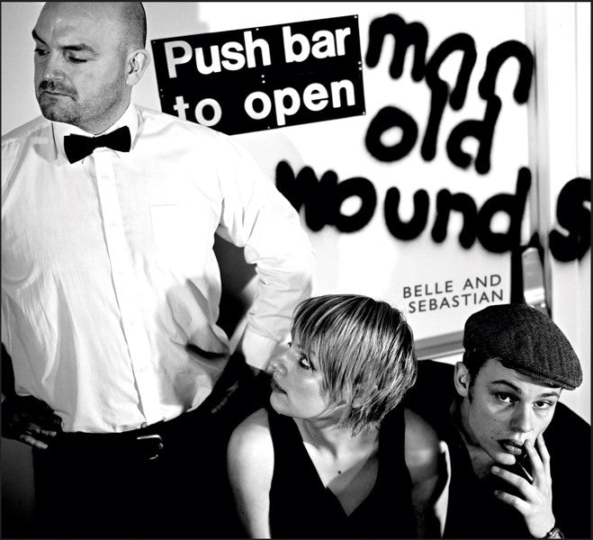Belle and Sebastian 'Push Barman To Open Old Wounds'