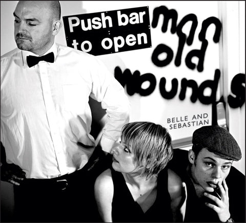 Push Barman to Open Old Wounds LP