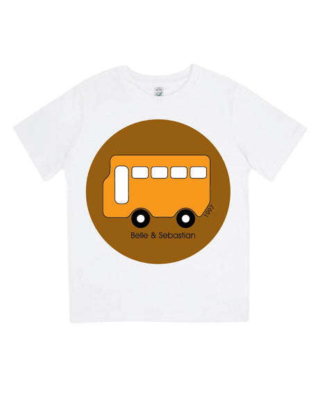Kids' bus t-shirt