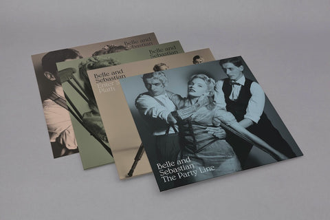 'Girls in Peacetime Want to Dance' Vinyl Boxset