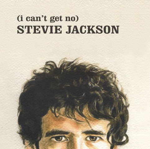 'I Can't Get No' Stevie Jackson CD