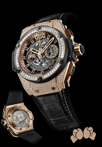 HUBLOT KING POWER UNICO Special Edition - Unique Piece