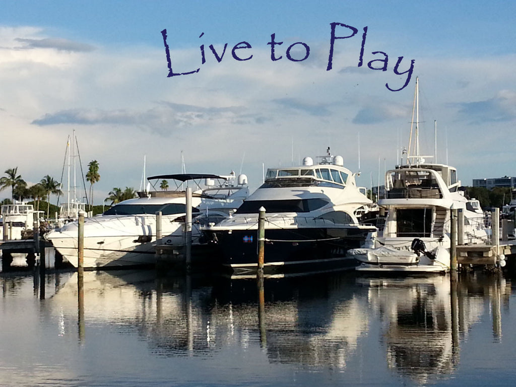 Day 1 of our Live to Play blog, May 12, 2016