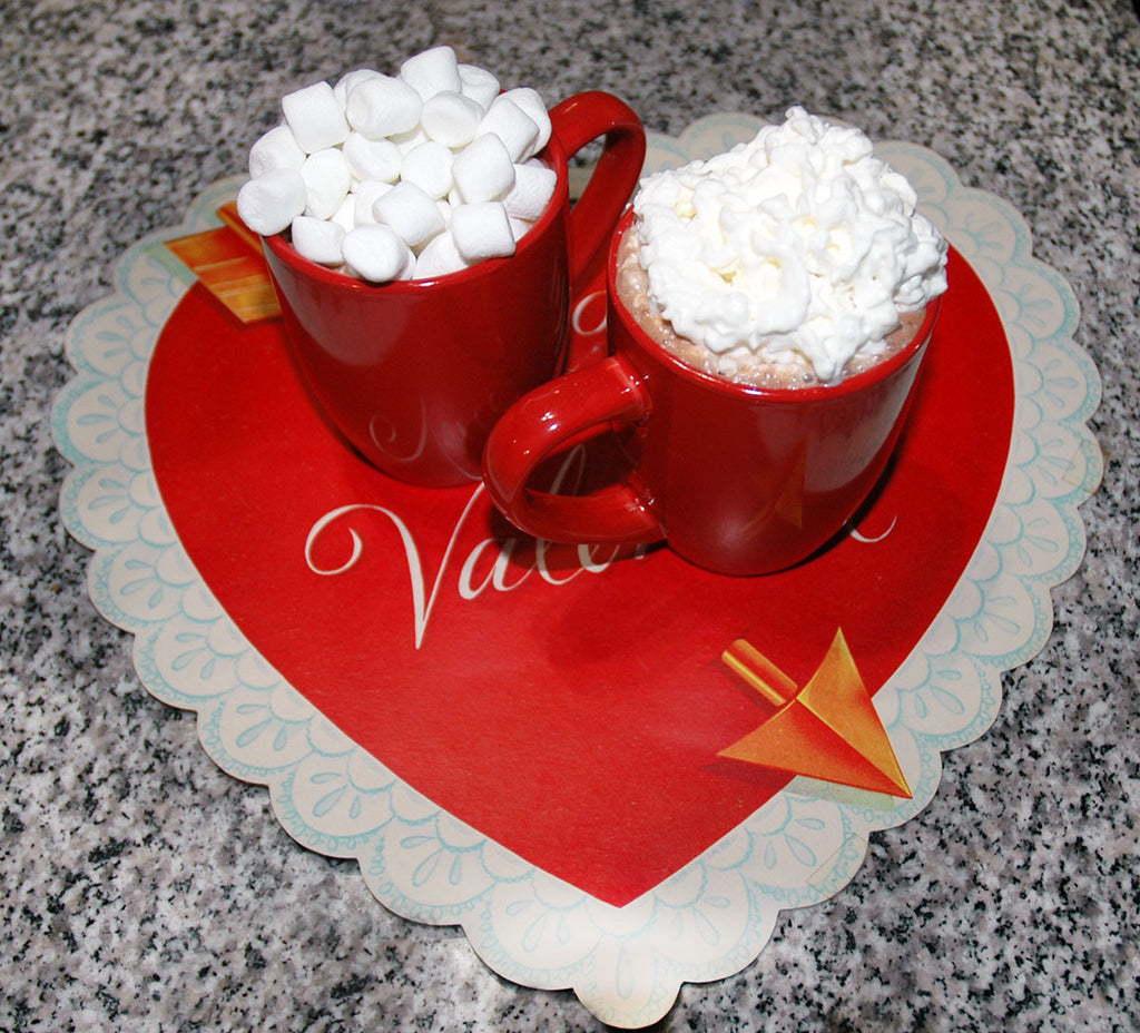 Mom's Hot Chocolate for Those We Love on Valentine's Day