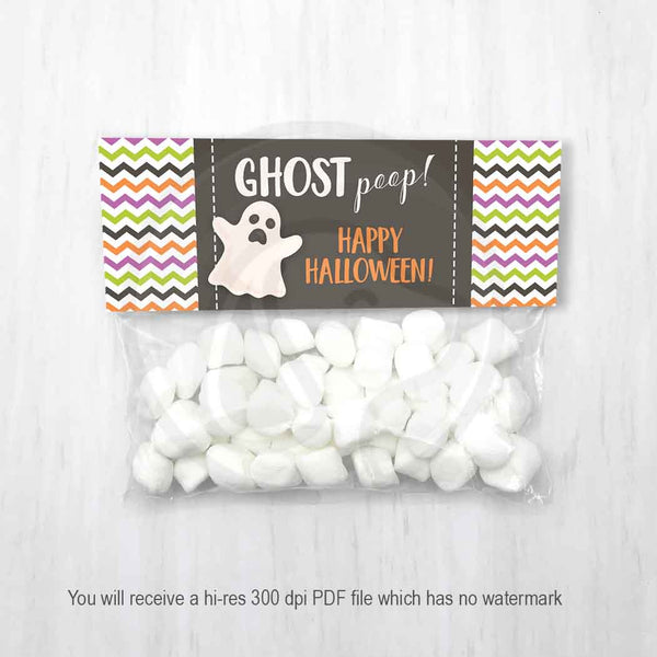 printable halloween party decorations favor bags treat bag candy bag kids halloween fun