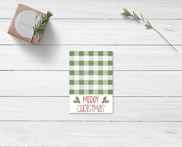 holiday christmas printable mini cookie card tag download baking supplies party supply decorations decor famrhouse christmas festive fun diy