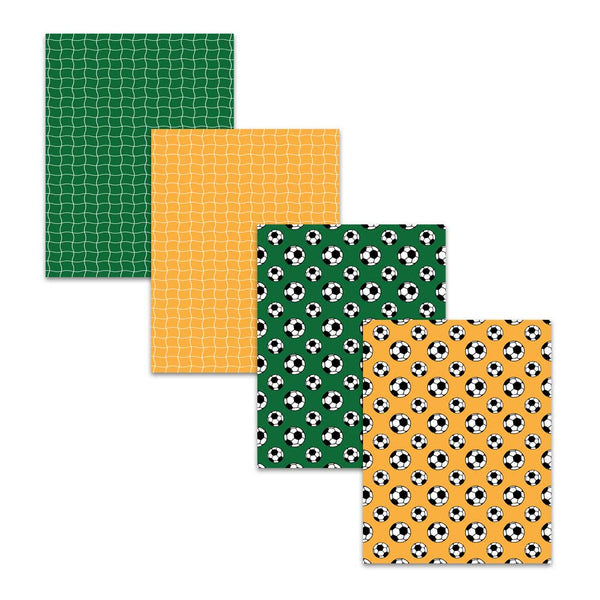green and gold high school colors