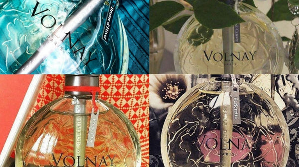 Stepping Into the Past with Volnay Parfums
