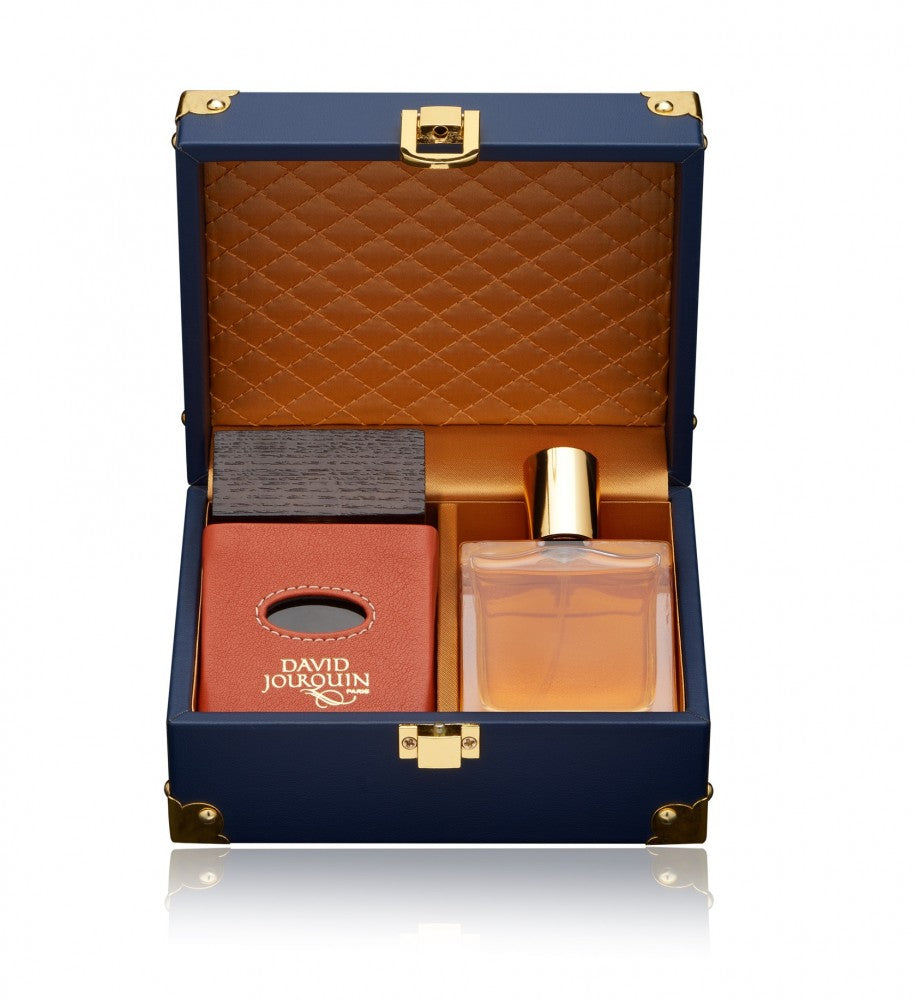 Cuir Mandarine - Travel Collection