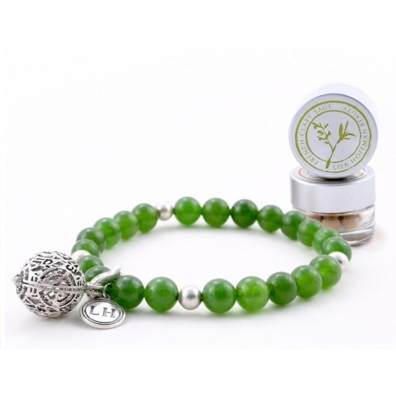 French Clary Sage Bracelet - Scent City
