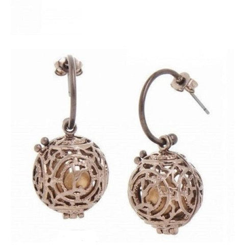 Tunisian Neroli Earrings