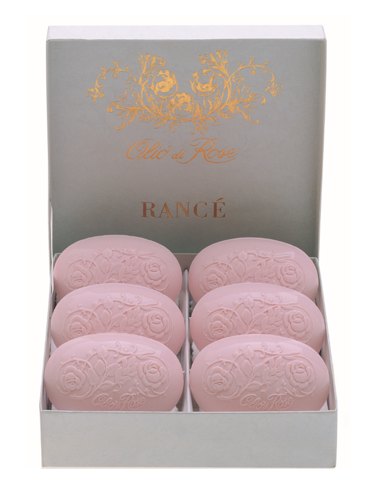 Rose Oil - Fine Soap Set