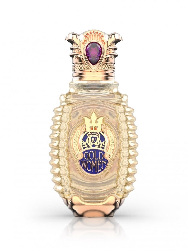 Travel Amethyst Gold Edition For Women