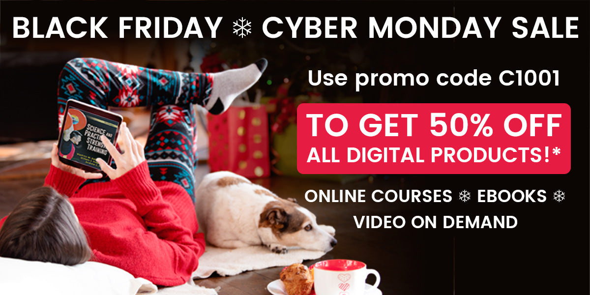 Black Friday Cyber Monday special offer