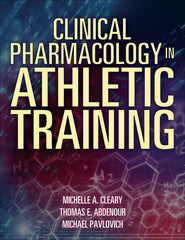 Clinical Pharmacology in Athletic Training