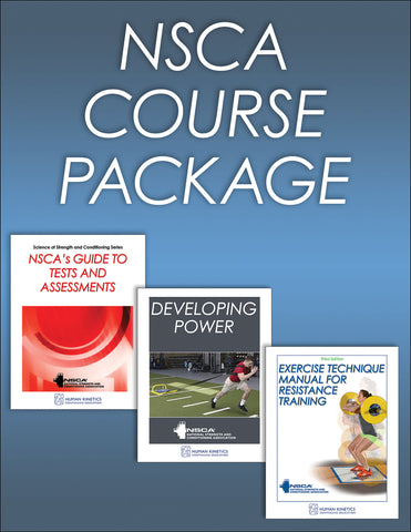 NSCA Print CE Course Package