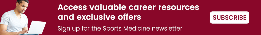 Sign up for the Sports Medicine newsletter