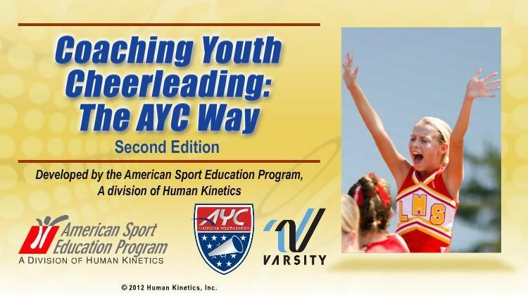 AYF/AYF cheerleading online course