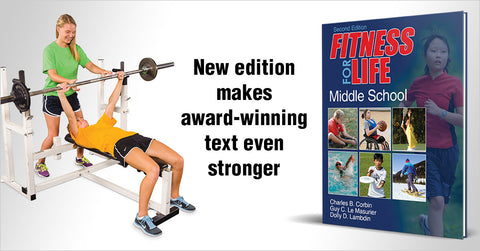 Fitness for Life Middle School Second Edition