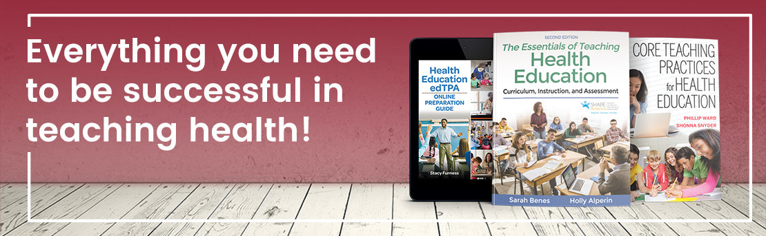 Everything you need to be successful in teaching health