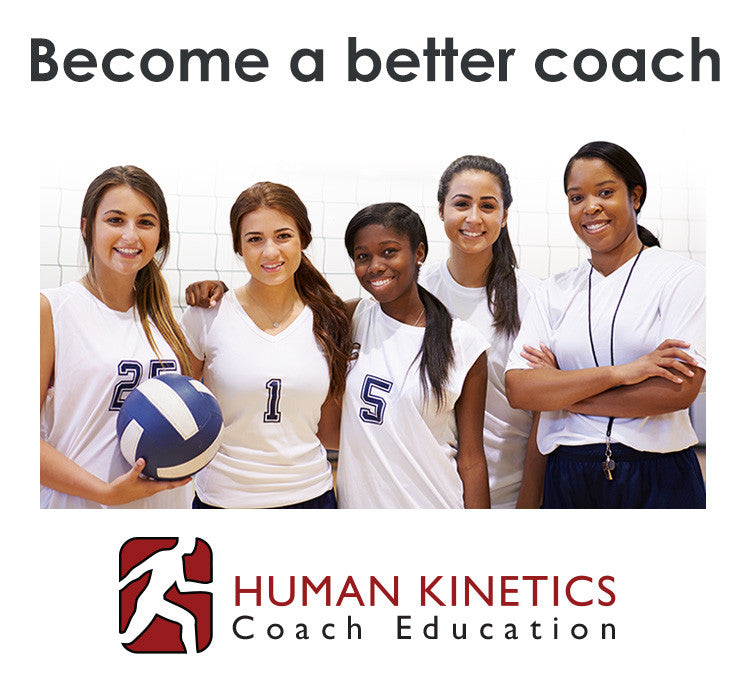 Human Kinetics Coach Education logo