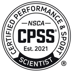 Certified Performance and Sport Scientist (CPSS) Seal