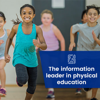 The information leader in physical education