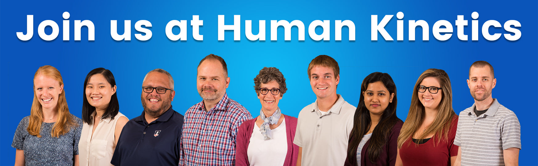 Join us at Human Kinetics