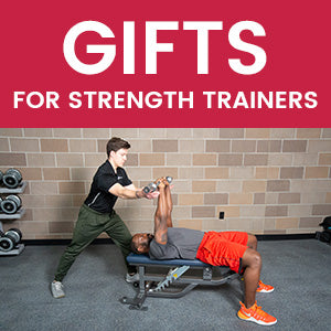 Gifts for strength trainers