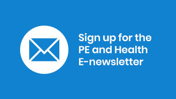 Sign up for the PE and Health News Email