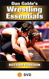 Dan Gable's Wrestling Essentials: Bottom Position DVD