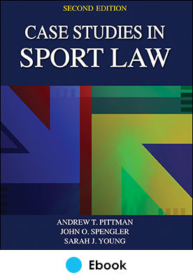 Case Studies in Sport Law 2nd Edition PDF