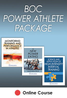 BOC Power Athlete Online CE Course Package-2021 Edition