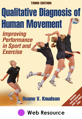 Qualitative Diagnosis of Human Movement Web Resource-3rd Edition
