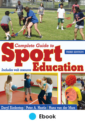 Complete Guide to Sport Education 3rd Edition epub With Web Resource